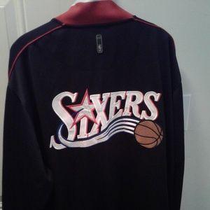 Other - NBA 76ers jacket